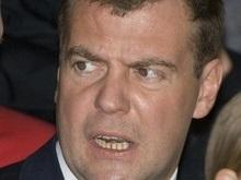 Установлена личность сообщившего о покушении на Медведева