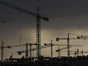 Объемы строительных работ в Украине за январь-октябрь 2008  снизились на 9,6%
