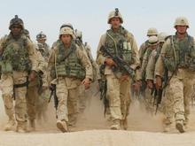 Войска США покинули очередную иракскую провинцию