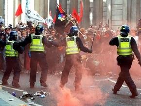 В Лондоне арестовали 11 противников саммита G-20