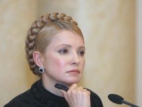 Тимошенко разочарована голосованием БЮТ по отставке Огрызко