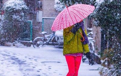 В Токио впервые за 54 года выпал снег в ноябре