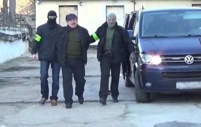 Леонид Пархоменко задержан в Крыму