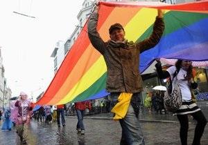 В Варшаве более двух тысяч человек приняли участие в гей-параде