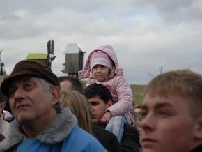 Опрос: Украинцы более пессимистичны относительно кризиса, чем россияне