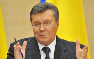 Януковича могут не допросить из-за пожара в Киеве