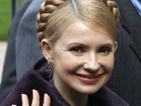 Тимошенко отменила участие в открытии участка Большой кольцевой дороги вокруг Киева