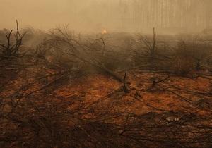 Гидрометеорологи опровергают заявление МЧС о задымлении Киева из-за пожаров в России