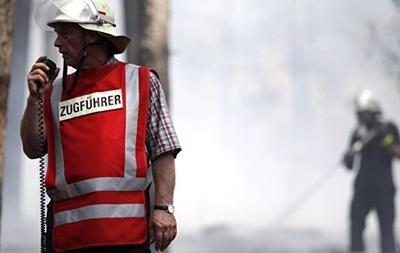 В Гамбурге подожгли здание, где пройдет саммит ОБСЕ
