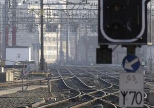 В Полтаве мужчина погиб под колесами поезда