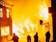 Умер поджигатель киевского кафе