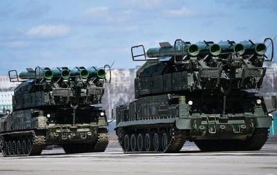 В войска РФ передана первая бригада новейших Буков