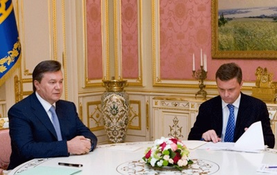 Янукович заявил, что разгон Майдана мог организовать Левочкин