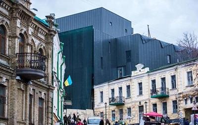 Стало известно, как на самом деле будет выглядеть Театр на Подоле