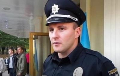 ВоЛьвове полицейский избил своего подчиненного