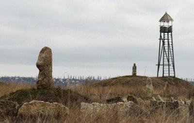 На Хортице обнаружили захоронение времен Бронзового века