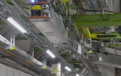 На коллайдере роботы будут отгонять хорьков