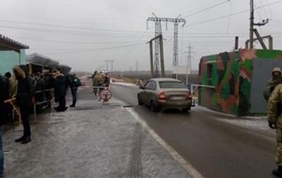 НаКПВВ «Марьинка» планируют увеличить пропускную способность