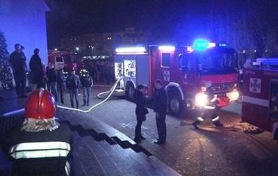 Пожар на дискотеке во Львове вспыхнул в ночь на 27 ноября