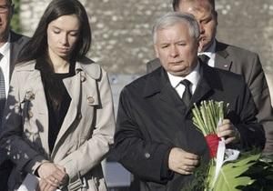 Ярослав Качиньский назвал ответственных за трагедию под Смоленском