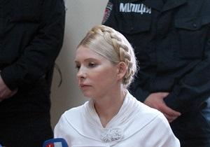 Тимошенко будут защищать четыре адвоката, в том числе двое американцев