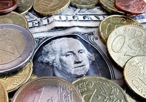 Курс гривны к доллару. Евро набрал 9 копеек - евро - доллар - рубль