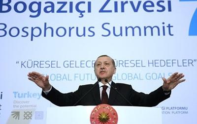 Эрдоган назвал своей целью в Сирии смещение Асада