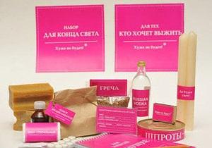 В России могут запретить товары для конца света