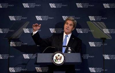 США помешали планам Российской Федерации просто добраться до украинской столицы - Керри