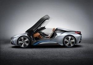 BMW готовится представить экоавтомобили i-серии