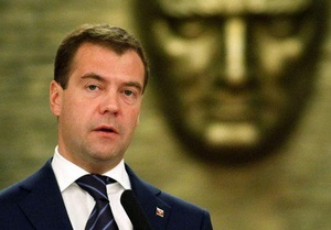 Медведев может выступить перед студентами киевского вуза