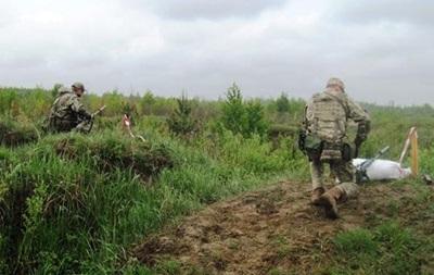 В Одессе на учениях военного ранили из гранатомета