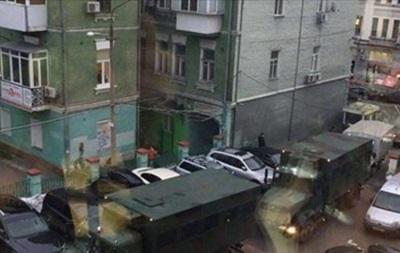 У Медведчука заявляют о провокациях со стороны радикалов