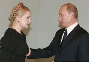 Путин не понимает, за что Тимошенко дали семь лет