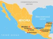 В Мексике автобус упал в ущелье: 24 человека погибли