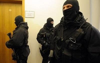 В Харькове полиция провела обыски у антикоррупционера