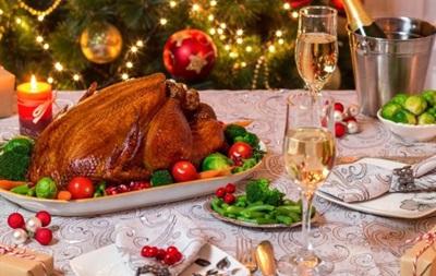 Різдвяна вечеря в Британії за рік подорожчала на 14%