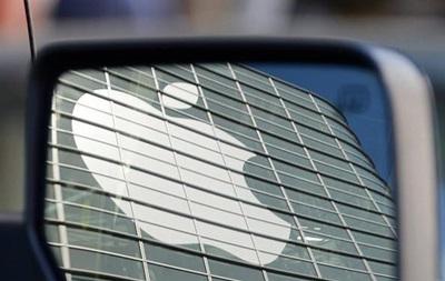 Apple подтвердила разработку беспилотных автомобилей