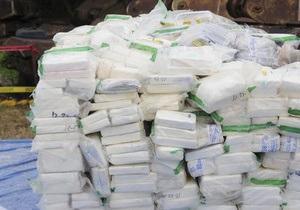 Полиция конфисковала полтонны кокаина с яхты неподалеку от Канарских островов