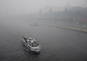 В акватории Москвы-реки столкнулись два прогулочных катера