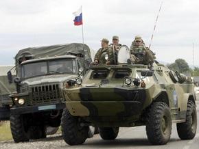 Россия усилила боеготовность своих военных в Южной Осетии