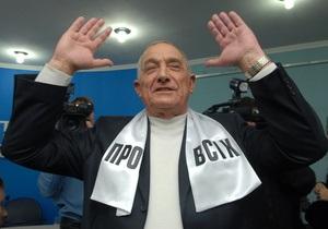 Протывсиха зарегистрировали кандидатом в депутаты