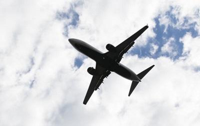 Самолет изКиева вынужденно сел вСамаре из-за пьяного пассажира