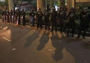 Таиландские военные взяли под контроль деловой центр Бангкока