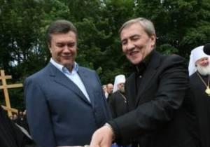 Янукович поручил Черновецкому позаботиться о привлекательности  лица страны