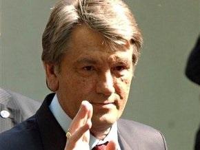 Ющенко отбыл в Чехию решать вопросы по НАТО, ЕС и Шевченко