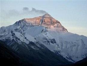 На Тибет обрушились мощные снегопады