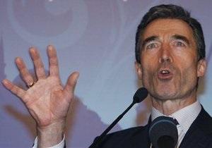 Генсек НАТО заявил о скором завершении ливийской операции