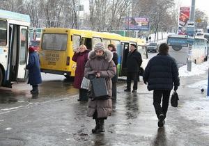 В Запорожье водитель маршрутки избил пенсионерку