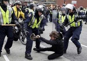 В Ванкувере начинаются уличные беспорядки